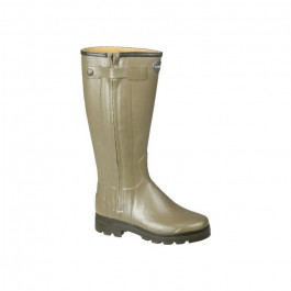 Le Chameau Chasseur Zipped (Sizes 35-47)
