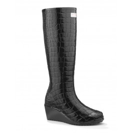 WedgeWelly Wedge Wellies Man Eater (std fit)