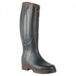 Aigle Parcours Prestige Zipped Wellington Boots