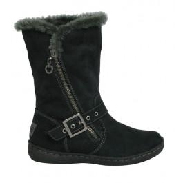 Poppy Boots Black