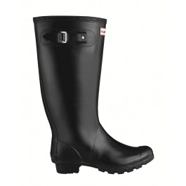 Hunter Huntress Wellingtons Side View