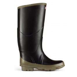 Hunter Bullseye Hood Welly Boots
