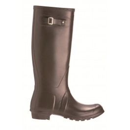 Hunter Wellies Chocolate Boots