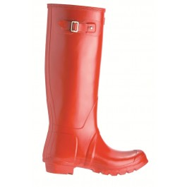 Hunter Original Red Wellies