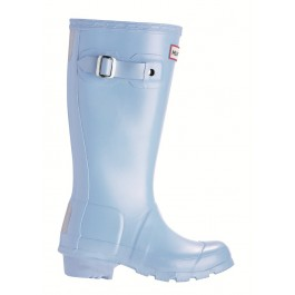 Hunter Kids Wellingtons (Size Large 12-5)