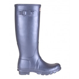 Hunter Original Metallic Midnight Blue Wellies Single