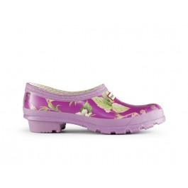 Hunter Boot RHS Clogs Violet
