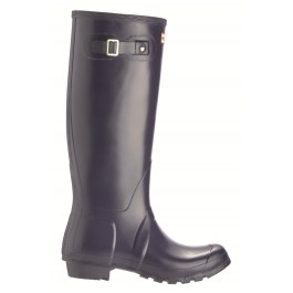 Hunter Original Neoprene Wellies - Navy