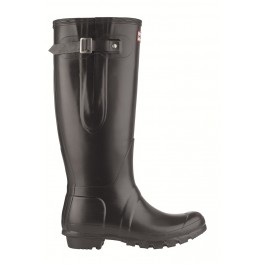 Hunter Original Adjustable Wellies - Black