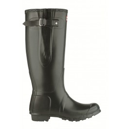 Hunter Wellies - Original Tall Adjustable GREEN