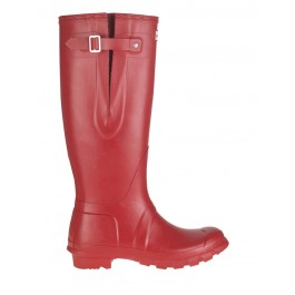 Hunter Original Adjustable Wellies - Red