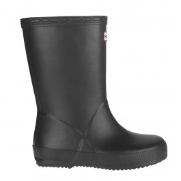 Hunter Kids First Welly - Black