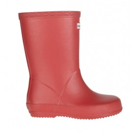 Hunter Kids First Welly - Red