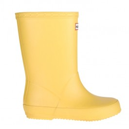Hunter Kids First Welly - Yellow