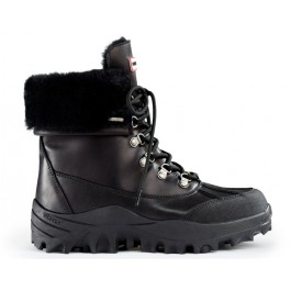 NEW Hunter Breckenridge Snow Ankle Boot - Black