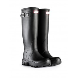 NEW Hunter Original Tall Snow Wellies BLACK