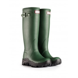 NEW Hunter Original Tall Snow Wellies GREEN