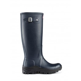 NEW Hunter Original Tall Snow Wellies NAVY
