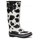 Cow Print Wellies